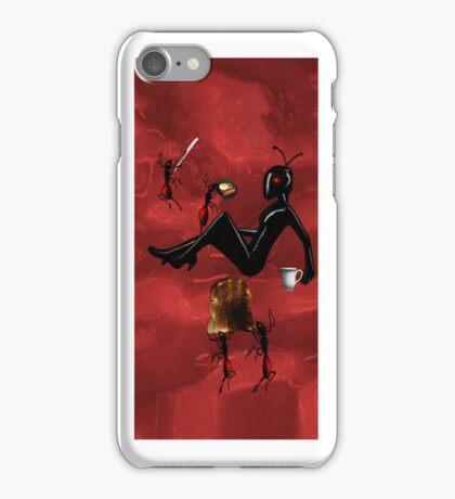 ✿♥‿♥✿WORKER ANTS PREPARING BREAKFAST FOR QUEEN ANT IPHONE CASE ✿♥‿♥✿ iPhone Case/Skin