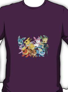 Eeveelution 2013 T-Shirt