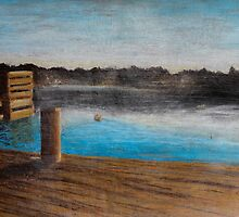 Lilydale Lake by Liz Pearson