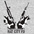 Rat City by lerhone webb
