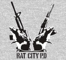 Rat City by lerhone webb