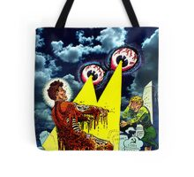Self Portrait with Eyes Tote Bag