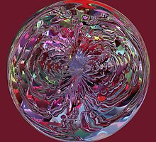 Watery Ball by Kristine Kowitz