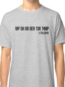 Freak No Hitter (Black) Classic T-Shirt