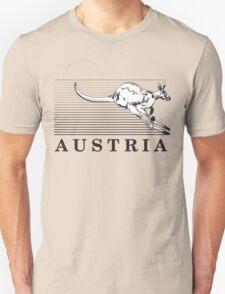 Australia Kangaroos of Austria T-Shirt