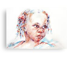 Looking to the Furure.  Canvas Print