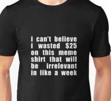 Generic Meme Shirt Unisex T-Shirt