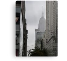 Sneaky Empire State Building NYC Metal Print