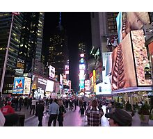 Times Square, NYC Photographic Print