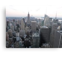 NYC View Metal Print