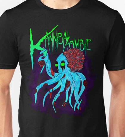 """Kannibal Zombie"" Zokto Shirt Unisex T-Shirt"
