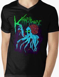 """""""Kannibal Zombie"""" Zokto Shirt Mens V-Neck T-Shirt"""