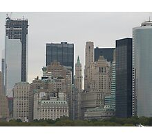 NYC Skyscrapers Photographic Print