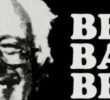 Bern Baby Bern (wide) Sticker