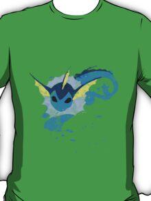 Graffiti Vaporeon T-Shirt
