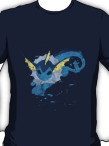 Graffiti Vaporeon T-Shirt