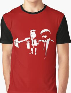 Pulp Reference Graphic T-Shirt