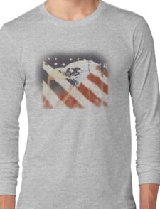american free to express Long Sleeve T-Shirt
