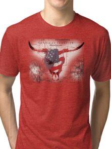 american freedom Tri-blend T-Shirt