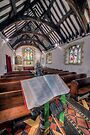Vicars View  by Adrian Evans