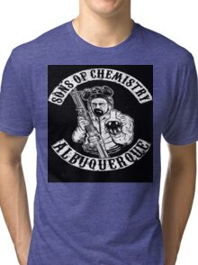 SONS OF CHEMISTRY : ALBUQUERQUE Tri-blend T-Shirt