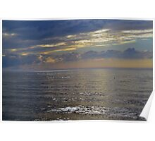 Sunsets on Lake Ontario Series Poster