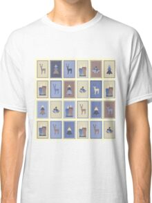 AFE Christmas Icons Classic T-Shirt