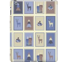 AFE Christmas Icons iPad Case/Skin