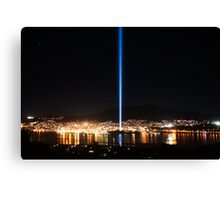 Hobart and DARK MOFO Canvas Print