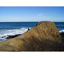 Flinders Blowhole 2 Photographic Print