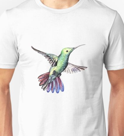 Bird hummingbird Unisex T-Shirt