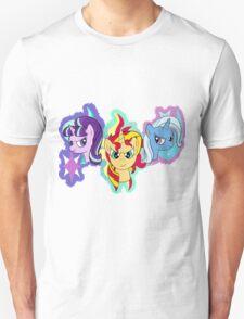 Unicorn Trio T-Shirt