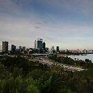 View from Kings Park I by Adam Le Good