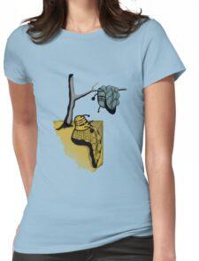 Slavador Dalek Womens Fitted T-Shirt