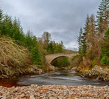 FORRES - DALTULICH BRIDGE by JASPERIMAGE