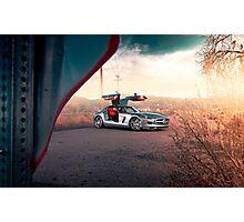 Mercedes-Benz SLS AMG Photographic Print