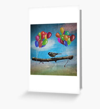 The Adventurer Greeting Card