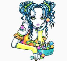 Alisha Rainbow Candy Fairy Womens Fitted T-Shirt