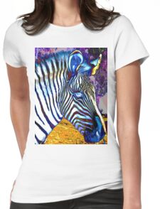 Nature Lover Womens Fitted T-Shirt