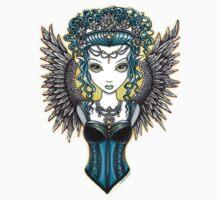 Alaura Guardian Angel by Myka Jelina
