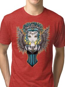 Alaura Guardian Angel Tri-blend T-Shirt