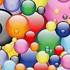 Bonkers for Bubbles by Tina Vaughn