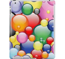Bonkers for Bubbles iPad Case/Skin