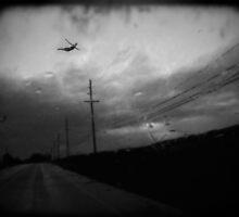 Sky Swim by gjameswyrick