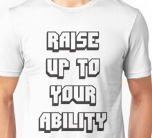 Foster The People - Raise Up To Your Ability Unisex T-Shirt