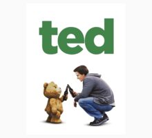 Ted Movie T-Shirt 1 by DanYMA6