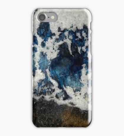 Ecume de verre A iPhone Case/Skin