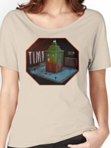 Time Machine Women's Relaxed Fit T-Shirt