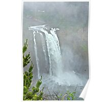 Snoqualmie Falls, Washington State Poster