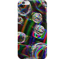 Neon Bubbles iPhone Case/Skin